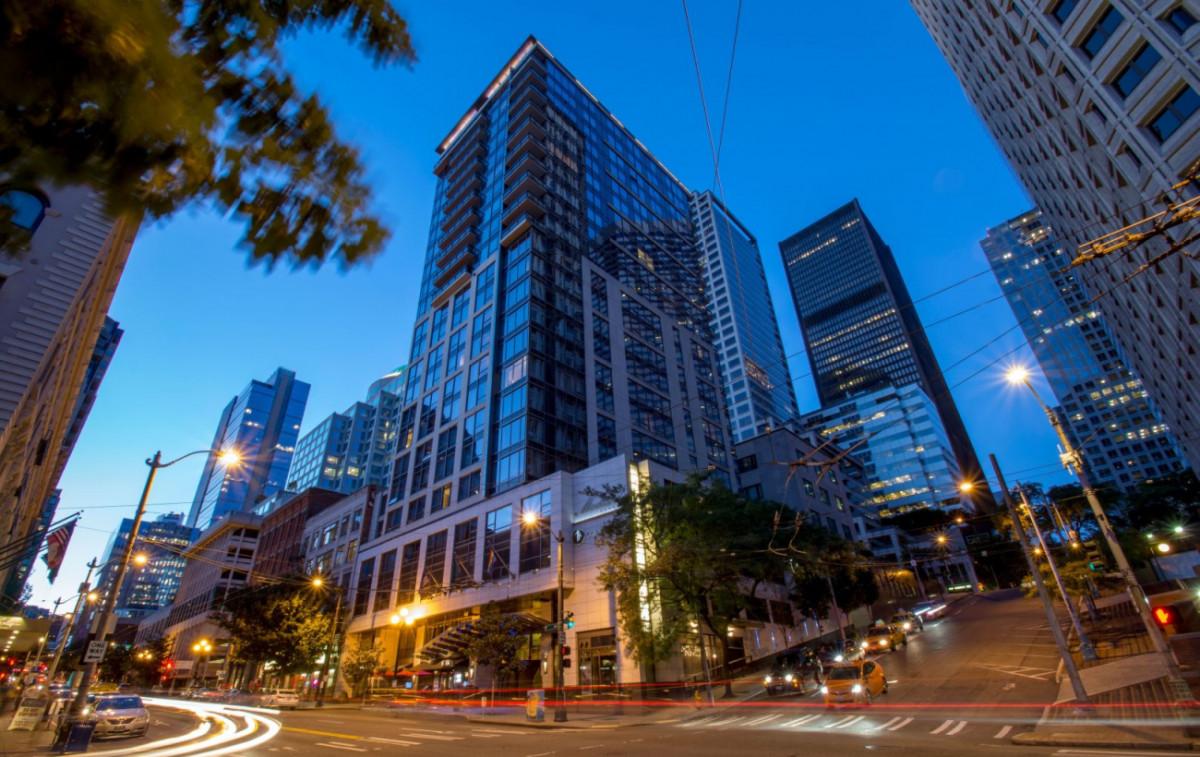 Hotel 1000, Сиэтл