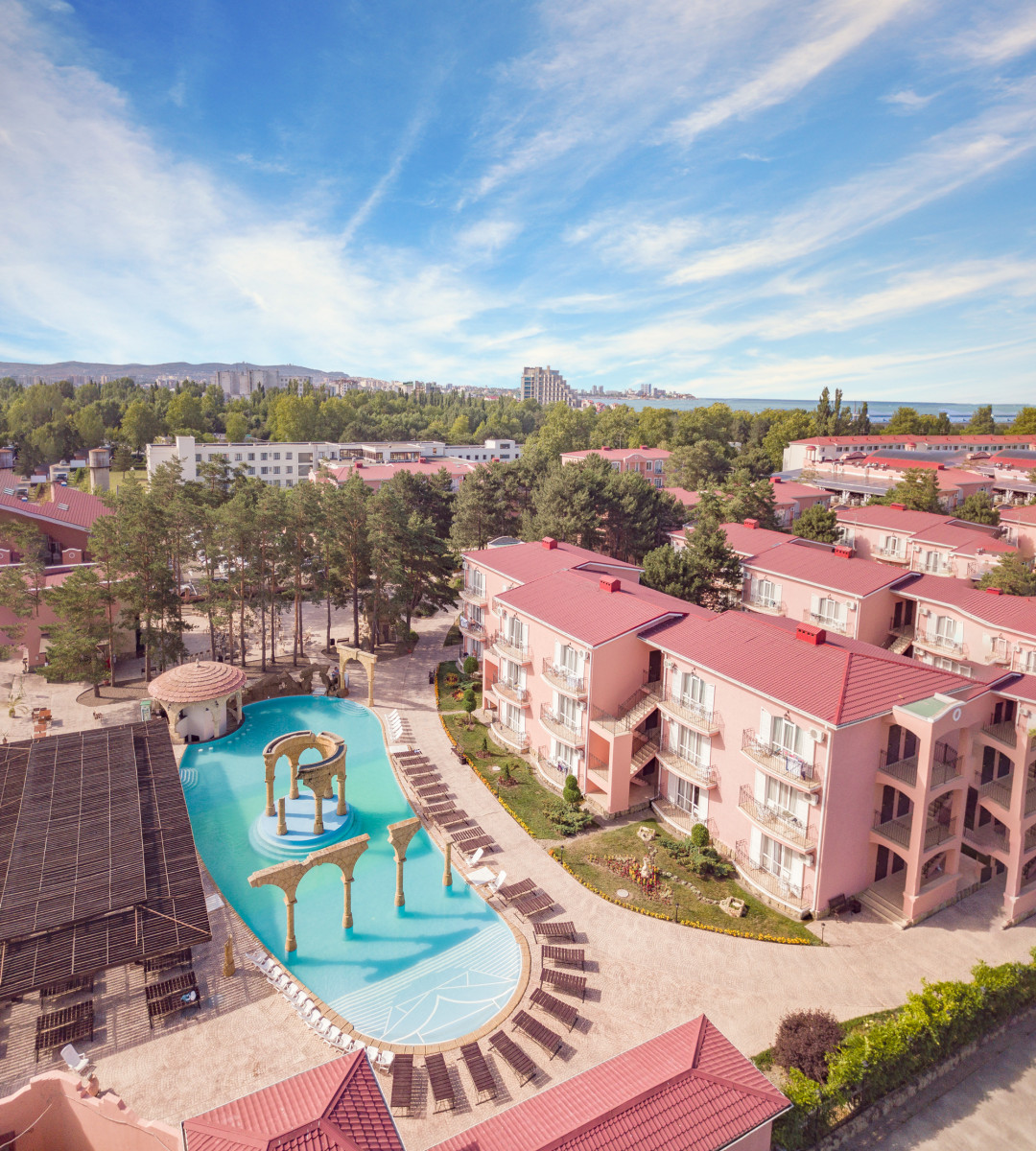 Alean Family Resort & Spa Riviera 4* (Анапа)