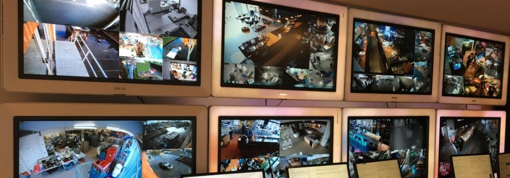 система видеонаблюдения C-Group