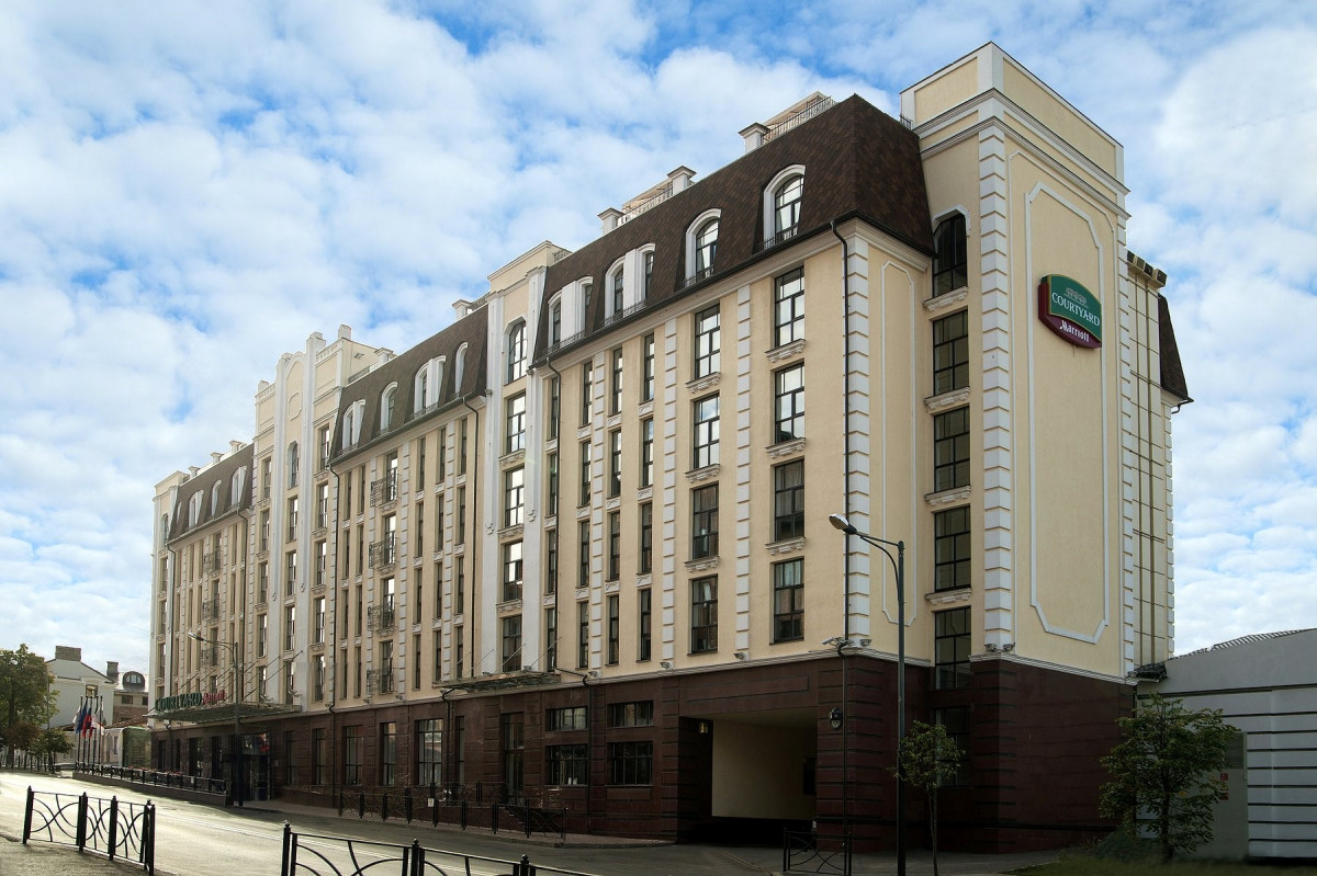 COURTYARD BY MARRIOTT KAZAN KREMLIN