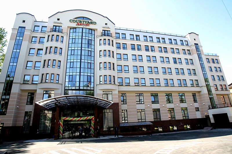 COURTYARD BY MARRIOTT ST. PETERSBURG CENTER WEST / PUSHKIN HOTEL