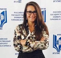 руководитель отдела по работе с отелями Bronevik.com Марина Гончаренко